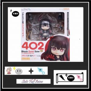Black Rock Shooter Nendoroid 402 | Static Fluff Anime