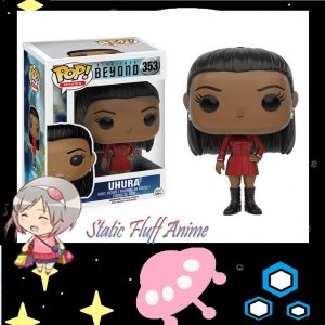 UHURA STAR TREK BEYOND FIGURINE FUNKO Australia s Authentic Anime Merchandise store Static Fluff.com
