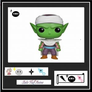 Funko POP Dragon Ball z Piccolo |Static Fluff Anime