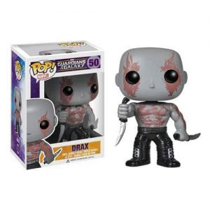 Funko pop Gaurdians of the galaxy drax Australia s Authentic Anime Merchandise store Static Fluff