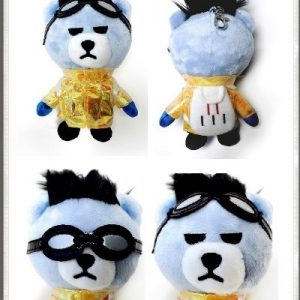 big bang kpop bae bae krunk doll plush g dragon static fluff anime australias official korean merchandise anime store 2