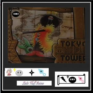 Brook One Piece Anime Magnet Tokyo Towers Australia s Authentic Anime Merchandise Store Static Fluff.com