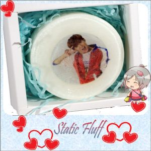 BAMBAM GOT 7 Photo Soap @ static Fluff.com